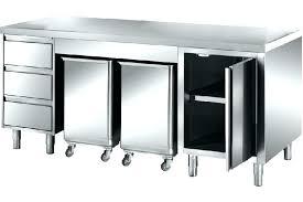 meuble cuisine inox professionnel meuble cuisine inox cuisine en awesome cuisine angle cuisine en