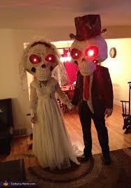 Halloween Costumes Bride Groom Bobble Halloween Costume Contest Costume Works