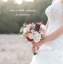 diy bouquet diy how to make a bouquet for a photoshoot green wedding shoes