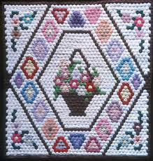 91 best hexagon baskets images on pinterest patterns table