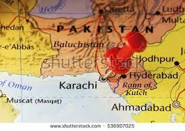 map of karachi karachi map stock images royalty free images vectors