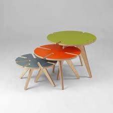 wood u0026 wire crop circle nesting tables u2013 wood u0026 wire