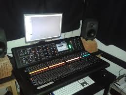 Diy Mixing Desk by Hannes Mottl Sound Engineering Music Diy Stuff