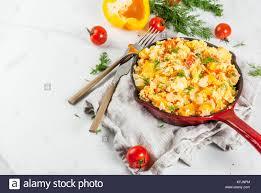 la cuisine de domi food recipes revoltillo de huevos scrambled eggs a la