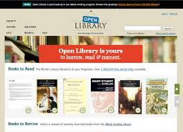 s website 25 sources of free domain books