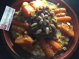cuisine sucré salé couscous marocain sucré salé à l agneau najwa n