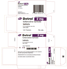 detrol fda prescribing information side effects and uses