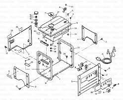 briggs u0026 stratton power 8836 0 g2600 generac portable