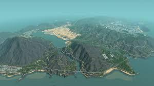 Gta 5 Map Los Santos From Gta V Maps Simtropolis
