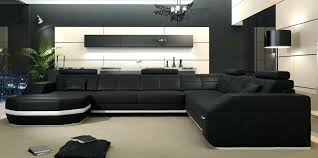 Sectional Sofa Black Sectional Sofas Cool Oversized Comfy Couches
