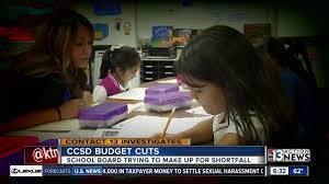 make up classes in las vegas additional 25 million cut from las vegas schools ktnv las vegas