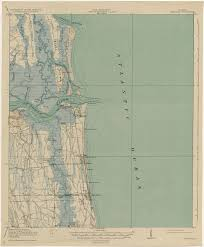 Palm Beach State Map Florida Historical Topographic Maps Perry Castañeda Map
