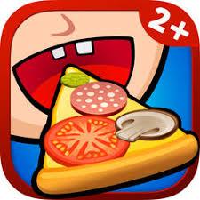 jeux de cuisine pour bébé jeu de cuisine pizza pour bebe dans l app store