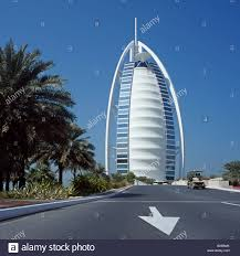 burj al arab images arrow sign painted on road burj al arab hotel dubai united arab