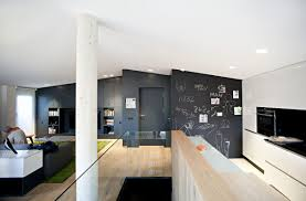 young couple room royal duplex luxury apartment living room hotel arts barcelona