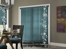 Living Room Curtains Blinds Modern Blinds For Patio Doors Choice Image Glass Door Interior