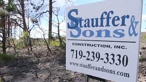 Colorado Home Builders Stauffer And Sons Custom Home Builders In Colorado Springs Youtube