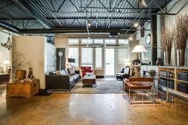 Urban Loft Style - sleek urban loft in dallas u0027 west village