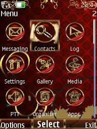 nokia 5130 menu themes free download clock red for nokia 5130 app