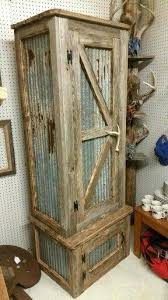 metal and wood storage cabinets wood and metal storage cabinet inspiration of rustic storage