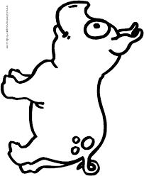 pig coloring coloring pages pigs coloring coloring