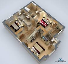 residential floor plans best 3d floor plan rendering services 3dfusionedge studio