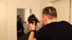 Hairstyle 2015 For Men by Fresh Modern Men S Hairstyle 2015 Youtube