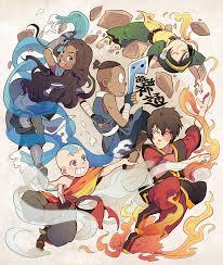 katara fanart 3 zerochan anime image board