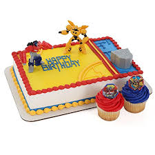 transformers cake decorations transformers officially licensed cake topper and 24