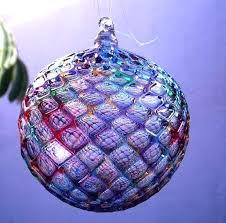 blown glass ornaments canada blown glass