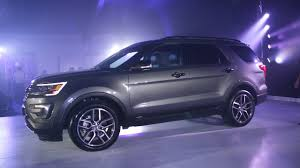 Ford Explorer 3 5 Ecoboost - ford philippines unveils the all new 3 5l explorer sport with