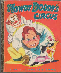 howdy doody s circus golden book by edward keane simon