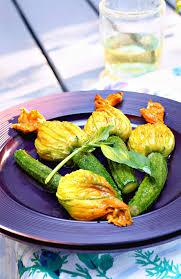 cuisiner fleurs de courgettes fleurs de courgettes farcies régal