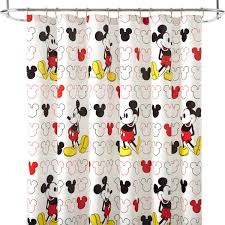 Mickey And Minnie Window Curtains by Bemagical Rakuten Store Rakuten Global Market Disney Disney