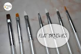 colour your life born pretty store nail art brush set review