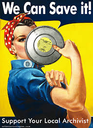 Rosie The Riveter Meme - archivist posters reflex technologies