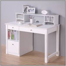 White Office Desk With Hutch White Computer Cupboard Office Desk With Drawers Home Pertaining