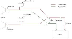 ga saber light bar wiring diagram ga wiring diagrams collection