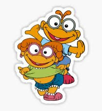 muppet babies stickers redbubble
