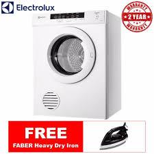 Cloths Dryers All New Electrolux 6 5kg Sensor Dry Clothes Dryer Edv6552 Free