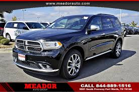 jeep durango 2016 dodge durango in fort worth tx meador dodge chrysler jeep ram
