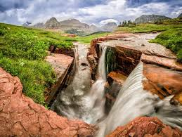 Montana waterfalls images 13 breathtaking hidden waterfalls in montana jpg