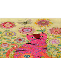 Cat Area Rugs Boo Tiful Sales On Area Rugs From Dianoche By Sascalia Pink Cat