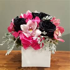 black roses delivery staten island florist flower delivery by florist nyc