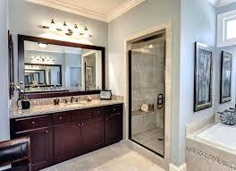 mirrors bathrooms framed mirrors in bathrooms akapello com