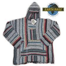 Mexican Rug Sweater Baja Joe Mexican Baja Hoodie 19 95 Earth Ragz