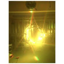 Used Dj Lighting Rgbw Led Dmx512 Disco Stage Light Effect Ktv Dj Bar Party Club