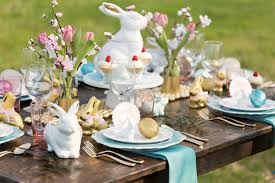 easter tea party rustic chic easter brunch pizzazzerie