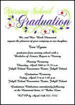 graduation ceremony invitation invitation graduation ceremony kawaiitheo