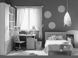 Blue Purple Bedroom - black and white teenage bedroom blue purple interior color in